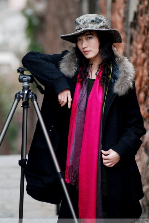 [人像]老巷佳人 - AF摄影(蹈海踏浪) - 青岛AF摄影工作室