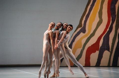 音乐与芭蕾的结合---看中央芭蕾舞的演出