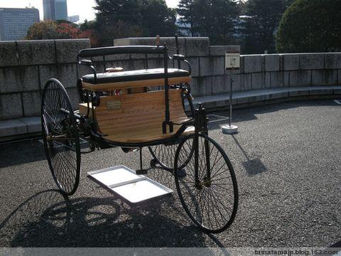 神宫外苑古董车展 - tamatama - 一刻公寓--tamatama的博客