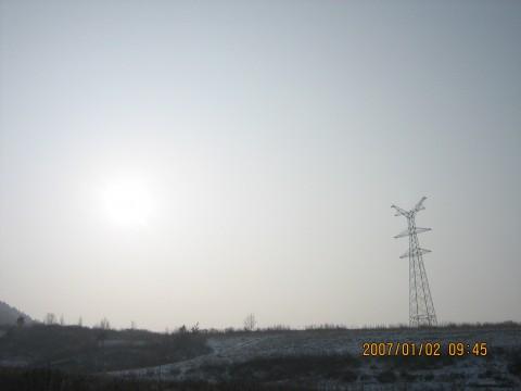 兴隆:2007年第一场雪 - 太极 - 太极---天时地利人和