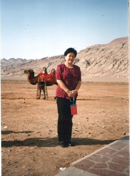 [原创]跟我游新疆走丝绸之路到兰州(图文一) - 哈卡妈妈 - 萱草堂札记