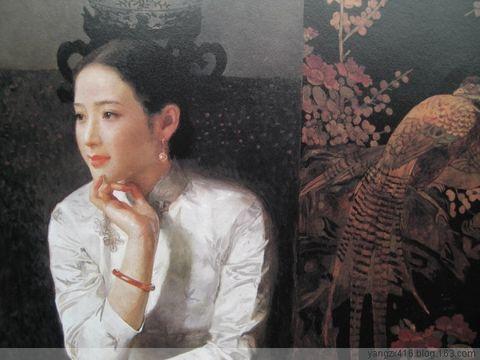 陈衍宁油画欣赏(二) - angel.yzx - 惠风和畅