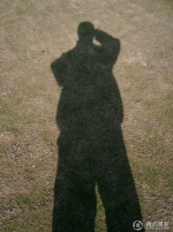 不再追逐自己的影子 - 蔡敬聪 - 蔡敬聪的博客