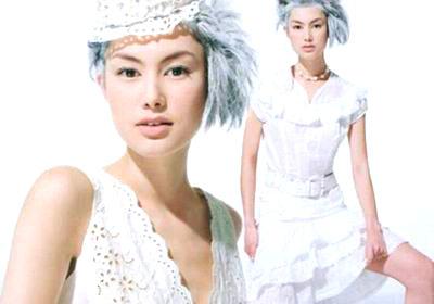 (转)亚洲广告界十大混血美女 - 绿野仙踪 - 绿野仙踪的博客