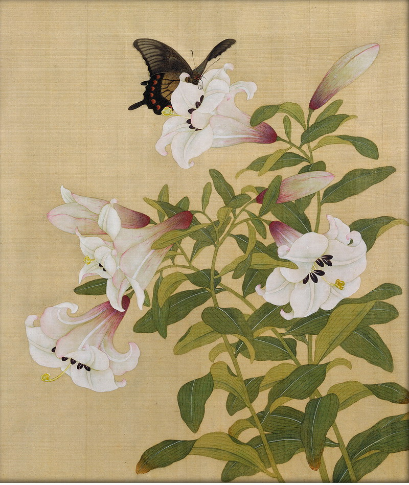 故宫博物院收藏的国画 - 墨海雪浪 - 墨海雪浪