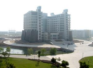 150万美元捐款如期给付南昌工程学院 - 心平气和 - 心平·公益的故事