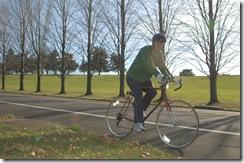 Pittsburgh 骑自行车