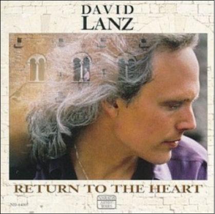 【专辑】新世纪著名的钢琴家大卫.蓝兹 - Return to the Heart 心灵回归 320K/MP3 - 淡泊 - 淡泊