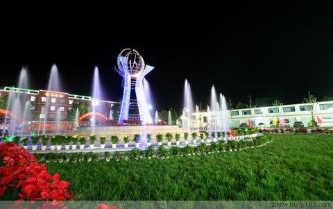 葛泉的夜 - jznytw - 冀中能源共青团工作博客
