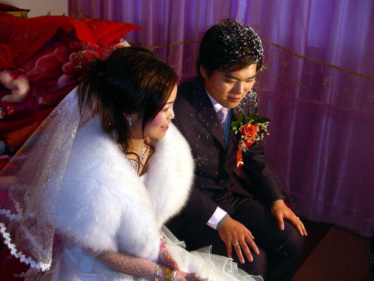 【原创】新农村的老传统婚礼 - 语溪子 - 语溪子的博客