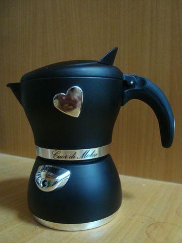 可媲美專業咖啡機的摩卡壺——摩卡之心 - Ocean Liu - Ocean Liu 的博客