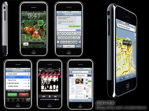 Google手机iPhone背后的杀手!(组图) - amnews007 - 阿魔的超媒体观察
