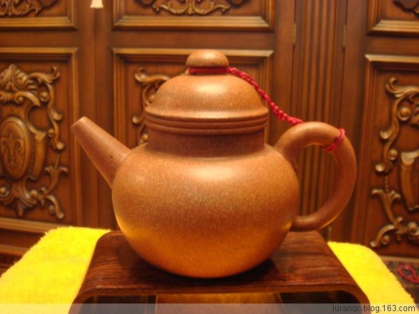 《大清雍正年制款紫砂壶》(原创) - 靰鞡草 - 靰鞡草的博客