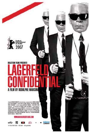 karl Lagerfeld ,时尚界的老佛爷 - 大鹏 - 爱熊说——健身达人VS时尚先生