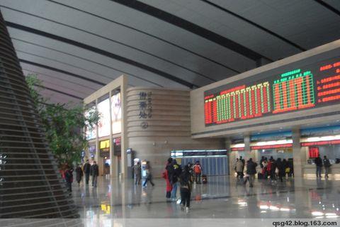 乘坐京津高速列车有感 - qsg42 - qsg42的博客