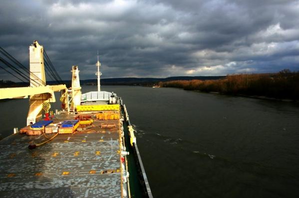 如歌如画塞纳河(2008年1月10日) - 索夫 - 索夫的航海日志