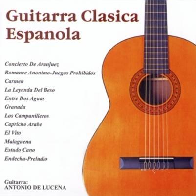吉他天才安东尼欧 迪路西拿《西班牙古典吉他精选》 - kklaodai - kklaodai的博客