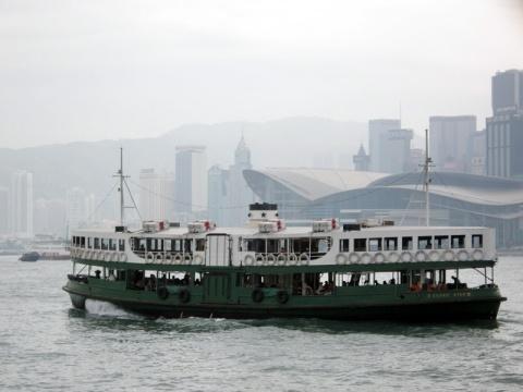 维港的船 - 没派传人 - Dream in ShangHai
