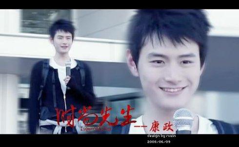 恭喜时尚先生获奖 - 王雨 - 王雨 的博客