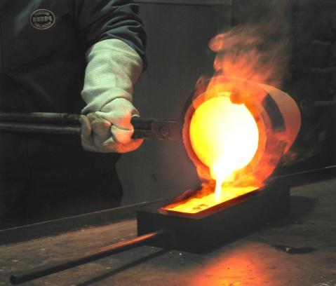 黄金是这样炼成的 - 探矿者 - Prospector blog