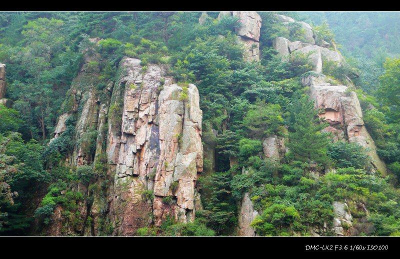 崂山北九水 - 西樱 - 走马观景