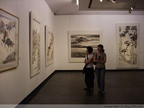 纪念改革开放三十年全国美术展览(作品选) - 英 - 老三届 老知青 老大姐的博客