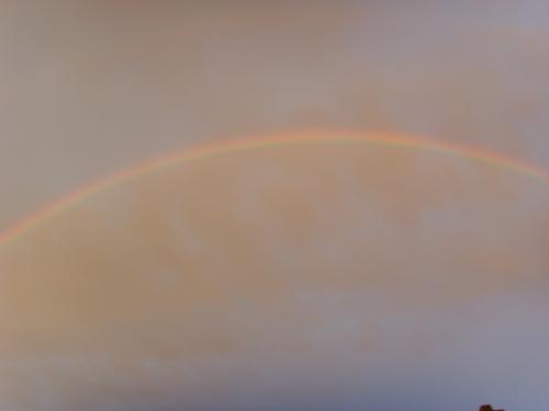 漂亮的彩虹图片