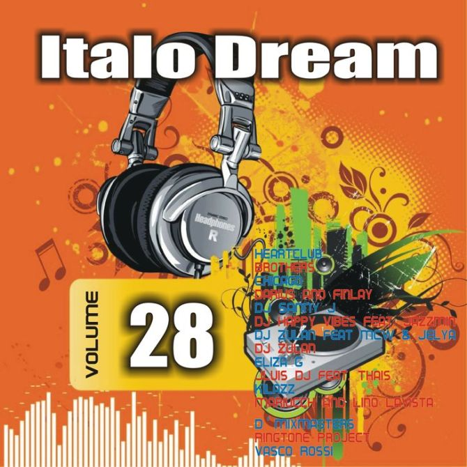 VA - Italo Dream Vol. 28 (2009) - 意大利铁匠 - 分享劲爽节奏--XINBO21