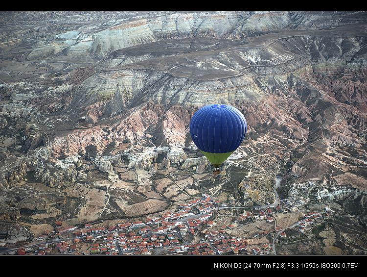乘热气球看奇景 - 西樱 - 走马观景