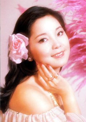 甜歌皇后邓丽君的珍贵写真集--郝建树--温馨家园的博客