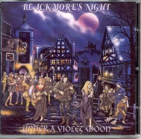献给乐迷的专辑《在紫罗兰色的月光下》 - kklaodai - kklaodai的博客