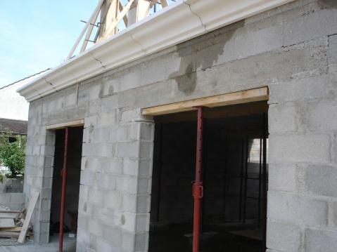 法国民居别墅的建造 (十六) 别墅一层门窗的砌盖 - pfspfs666.popo - 反三的博客