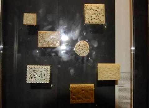 伦敦大英博物馆中的中国文物 - pwezxjg - 凝听静思