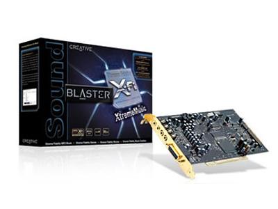 创新顶级声卡Sound Blaster X-Fi XtremeMusic 0460(包调试)  - 好歹不坏 - 数字音频