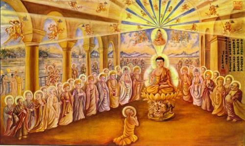 禅宗与净土( 中国佛教协会会长 一诚长老开示) - 净心居士 - 净心居士的博客