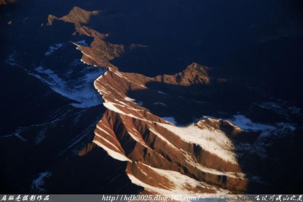 [原创.摄影] 飞过川藏山之美—太阳与大山的交融22P  - 扁脑壳 - 感悟人生
