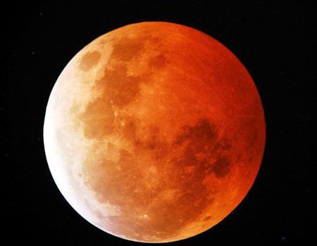 【原创】红月亮 - 今天我活着 - 今天我活着