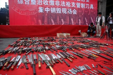 重庆警方80天逮捕万人 部分看守所爆满 - 伟大的党 - 政治与法律科学