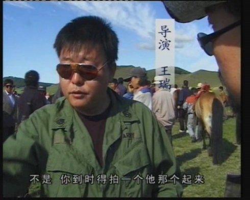 (视频+图片)03版射雕拍摄花絮 - 风雨孙策 - 风雨孙策博客