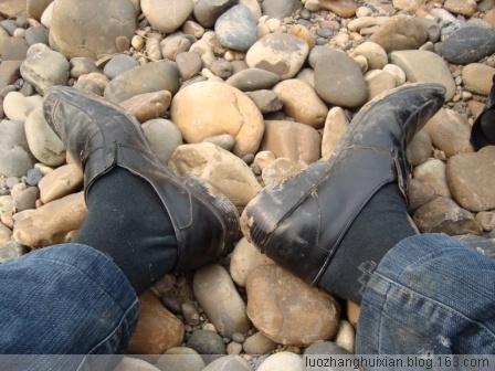 寻找石头的故事[图文日志] - 罗张挥弦 - 野 渡