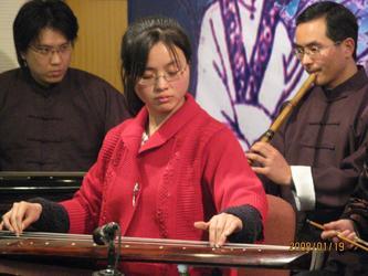 2008迎新春古琴音乐会