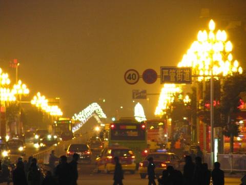 2009年2曰5日 重返柳州D1 - ★风暴之眼★ - 风暴航空