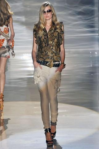 超级喜欢的服装Gucci09春夏女装 - lili - 真实存在的
