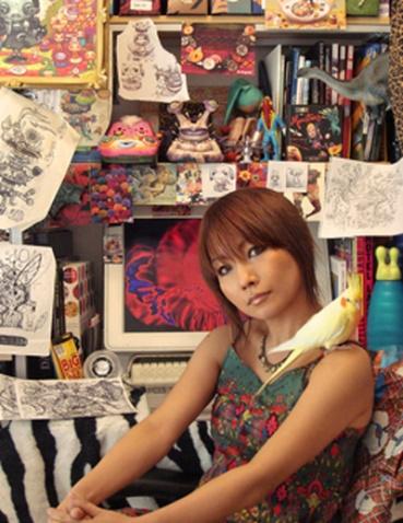 【引用】鬼魅插画 - 板凳 - 板凳艺术长廊