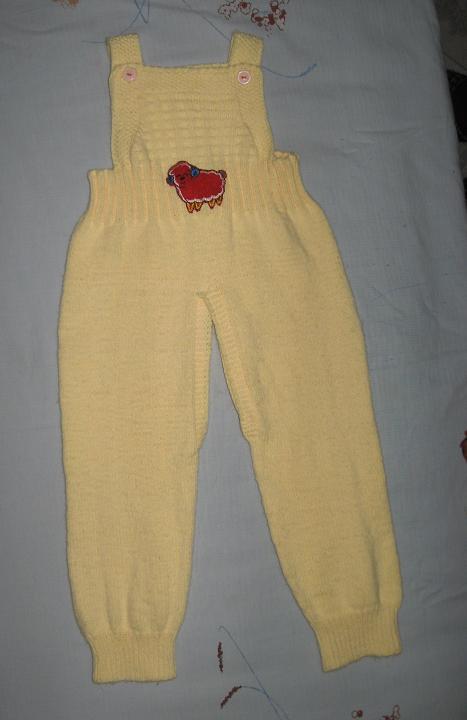 婴儿连体毛衣 开裆背带裤 细腿毛线裤 教你织插肩毛衣 - 雅雅 - changsha-yaya 的博客