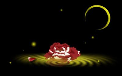 无题 - moon - 采菊东篱下 悠然见南山