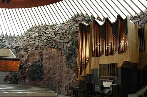 赫尔辛基岩石教堂 - 西樱 - 走马观景