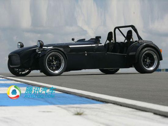 英国性能运动车Seven X330创造超跑新记录[图] - 听雪 - 听雪。。。的声音