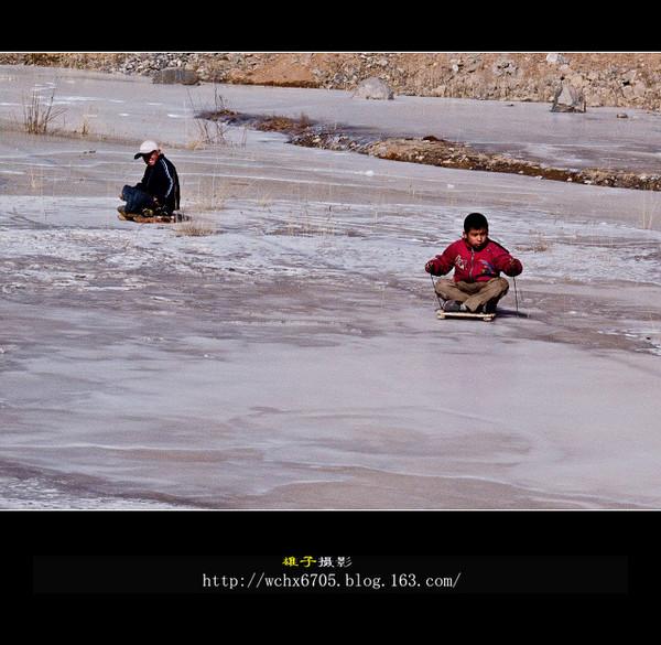 【原创摄影】孩子们的冬天 - 雄子 - 雄子言语