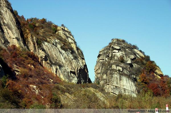 北京郊区的自然风景区-大峡谷 - 刘炜大老虎 - liuwei77997的博客